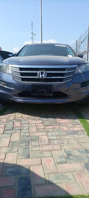 Honda Accord Crosstour 2012 Blue   Cars for sale in Lagos State, Lekki