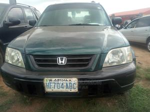 Honda CR-V 2000 2.0 4WD Automatic Green | Cars for sale in Abuja (FCT) State, Central Business District