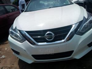 Nissan Altima 2018 2.5 S White   Cars for sale in Lagos State, Ikeja