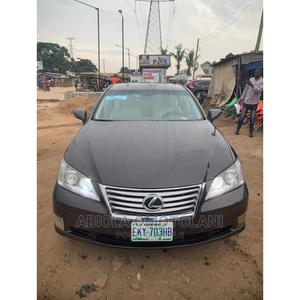 Lexus ES 2011 350 Brown   Cars for sale in Lagos State, Ipaja