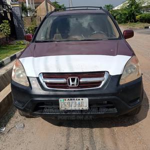 Honda CR-V 2004 Red   Cars for sale in Abuja (FCT) State, Gudu