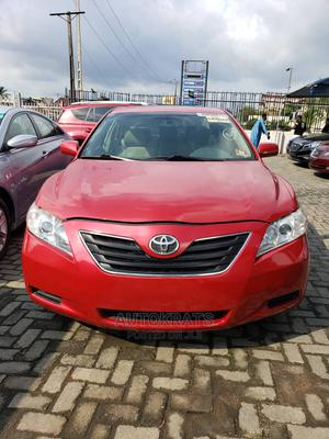 Toyota Camry 2007 Red | Cars for sale in Lagos State, Ikeja