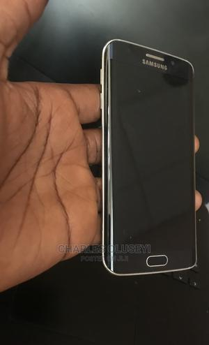 Samsung Galaxy S6 edge 32 GB Blue | Mobile Phones for sale in Oyo State, Ibadan