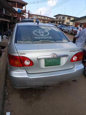 Toyota Corolla 2004 Sedan Automatic Gray | Cars for sale in Osun State, Osogbo