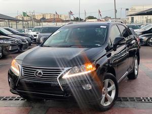 Lexus RX 2014 350 AWD Black | Cars for sale in Lagos State, Lekki