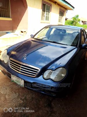 Mercedes-Benz C240 2004 Blue | Cars for sale in Kwara State, Ilorin West
