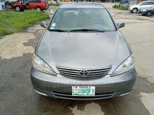 Toyota Camry 2005 2.4 XLE Gray | Cars for sale in Rivers State, Port-Harcourt