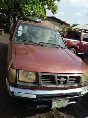 Nissan Frontier 1999 Red   Cars for sale in Lagos State, Ifako-Ijaiye