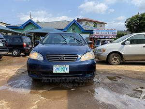 Toyota Corolla 2004 Sedan Automatic Blue | Cars for sale in Lagos State, Ikorodu