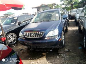 Lexus RX 2003 300 4WD Blue | Cars for sale in Lagos State, Apapa