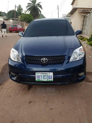 Toyota Matrix 2005 Blue | Cars for sale in Abuja (FCT) State, Wuse 2