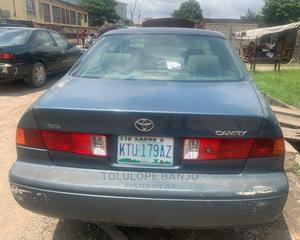 Toyota Camry 2002 Green | Cars for sale in Lagos State, Surulere