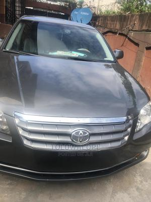 Toyota Avalon 2008 Gray | Cars for sale in Lagos State, Surulere