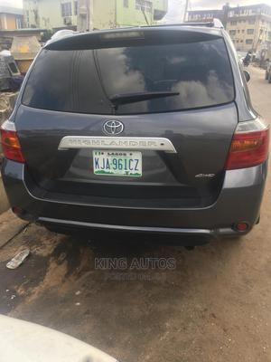 Toyota Highlander 2010 Limited Gray | Cars for sale in Lagos State, Maryland