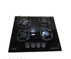 New Maxi 60cm Size Cabinet 4 Burner Gas Cooker Auto Ignition | Kitchen Appliances for sale in Lagos State, Ojo