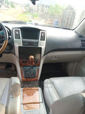Lexus RX 2005 330 Silver | Cars for sale in Lagos State, Ifako-Ijaiye