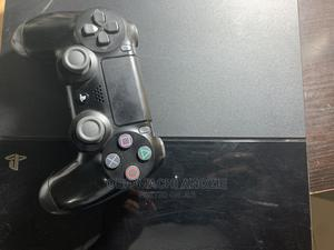 Playstation 4 500g With Pad and Two Games   Video Game Consoles for sale in Abuja (FCT) State, Gudu
