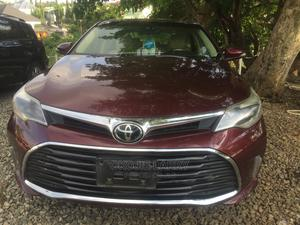 Toyota Avalon 2018 Red | Cars for sale in Abuja (FCT) State, Gwarinpa