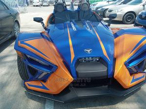 New Polaris 2021 Blue   Motorcycles & Scooters for sale in Lagos State, Lagos Island (Eko)