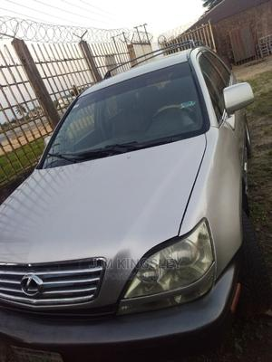 Lexus RX 2003 300 4WD Gray   Cars for sale in Rivers State, Oyigbo