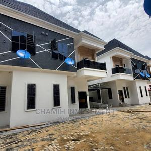Furnished 4bdrm House in Orchid Road, Chevron for Sale   Houses & Apartments For Sale for sale in Lekki, Chevron