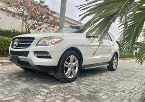 Mercedes-Benz M Class 2013 White | Cars for sale in Lagos State, Lekki