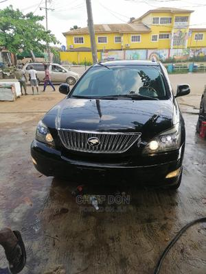 Lexus RX 2005 330 Black   Cars for sale in Lagos State, Alimosho