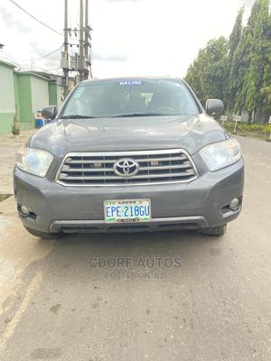 Toyota Highlander 2010 Limited Gray | Cars for sale in Lagos State, Ogba