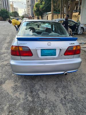 Honda Civic 2000 Silver | Cars for sale in Lagos State, Victoria Island