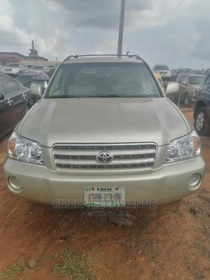 Toyota Highlander 2005 Gold   Cars for sale in Imo State, Owerri