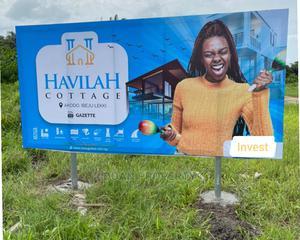 Gazetted Land Inside Havilah Cottah Estate for Sale   Land & Plots For Sale for sale in Lagos State, Ibeju