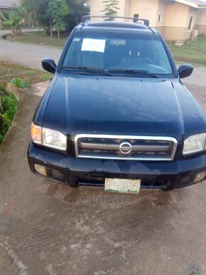 Nissan Pathfinder 2002 LE AWD SUV (3.5L 6cyl 4A) Black | Cars for sale in Ogun State, Ilaro