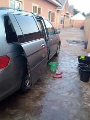 Honda Odyssey 2009 2.4 Absolute 4WD Gray | Cars for sale in Lagos State, Ikorodu