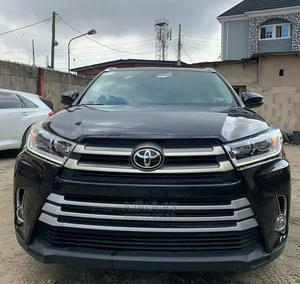 Toyota Highlander 2015 Black   Cars for sale in Abuja (FCT) State, Wuse