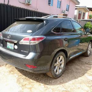 Lexus RX 2010 350 Gray | Cars for sale in Lagos State, Agege