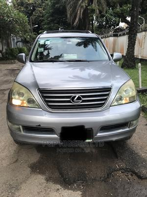 Lexus GX 2009 470 Blue | Cars for sale in Lagos State, Ikoyi