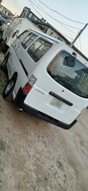 Nissan Urvan Bus Manual Petrol Engine | Buses & Microbuses for sale in Lagos State, Ojodu