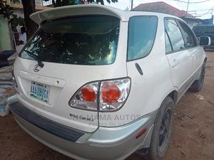 Lexus RX 2000 White | Cars for sale in Lagos State, Agege