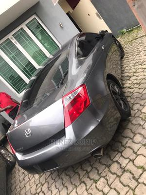 Honda Accord 2006 Coupe EX Gray   Cars for sale in Lagos State, Ikeja