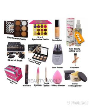 Professional Makeup Kit | Makeup for sale in Lagos State, Ojo