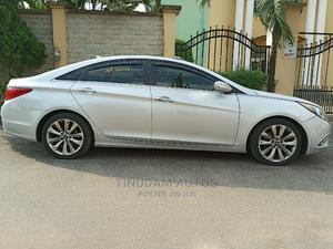 Hyundai Sonata 2011 Silver | Cars for sale in Lagos State, Ojodu