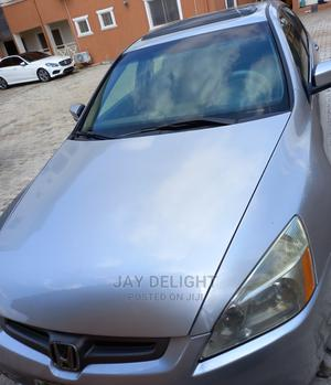 Honda Accord 2003 Automatic Silver | Cars for sale in Abuja (FCT) State, Durumi