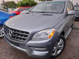 Mercedes-Benz M Class 2012 ML 350 4Matic Gray   Cars for sale in Lagos State, Ikeja