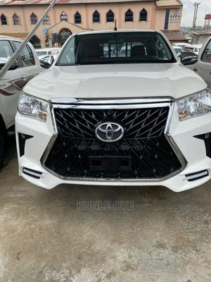 Toyota Hilux 2018 Rugged 4x4 White | Cars for sale in Lagos State, Ikeja