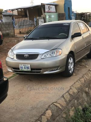 Toyota Corolla 2006 Gold   Cars for sale in Abuja (FCT) State, Kubwa