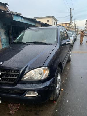 Mercedes-Benz M Class 2003 ML 320 Blue   Cars for sale in Lagos State, Surulere