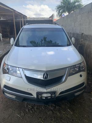 Acura MDX 2011 White | Cars for sale in Lagos State, Alimosho