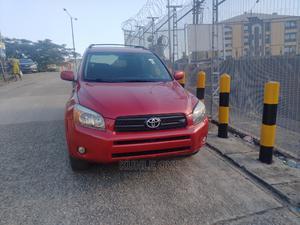Toyota RAV4 2007 Sport V6 4x4 Red | Cars for sale in Lagos State, Ikeja