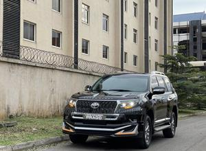 Toyota Land Cruiser 2012 4.0 V6 GX Black   Cars for sale in Abuja (FCT) State, Asokoro