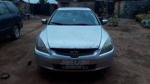Honda Accord 2004 Silver | Cars for sale in Lagos State, Abule Egba